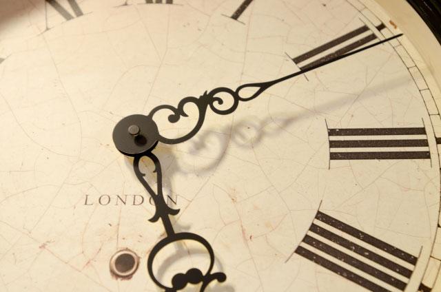 時計,時間