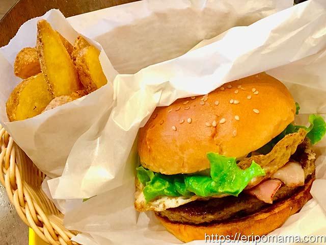 五反田,ハンバーガー,フレッシュネス