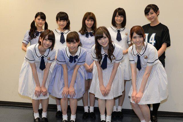 乃木坂46 夏のFree&Easy 衣装
