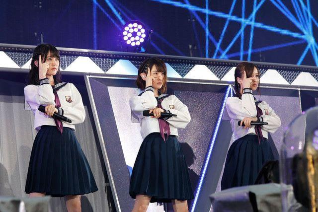 乃木坂46 制服のマネキン 衣装