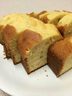 ルバーブ活用レシピ パウンドケーキ