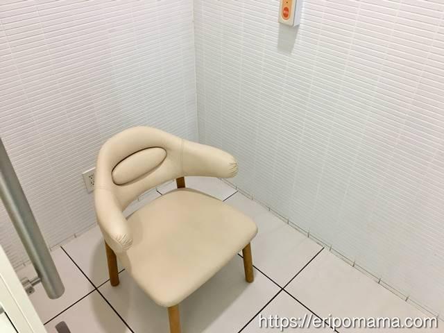 エソラ3階 授乳室