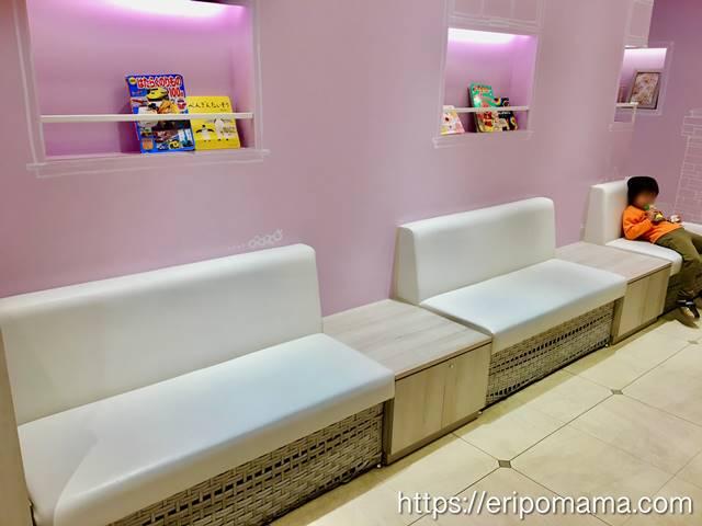 サンシャイン2F 授乳室
