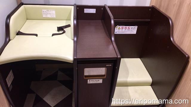 池袋東武11階 授乳室