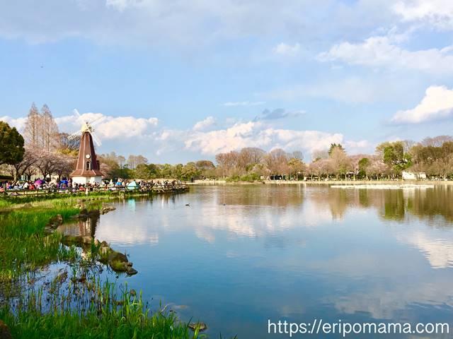 浮間公園 浮間ヶ池