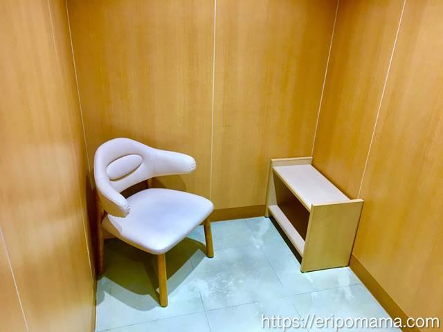 高田馬場 BIGBOX 授乳室