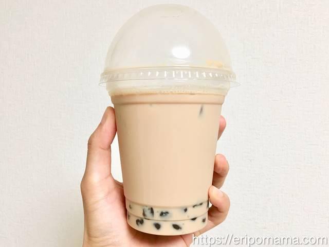 ウーバーイーツ タピオカ タピオカ専門店 楽茶