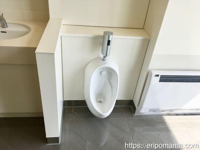 ナイタイテラスの子供用トイレ