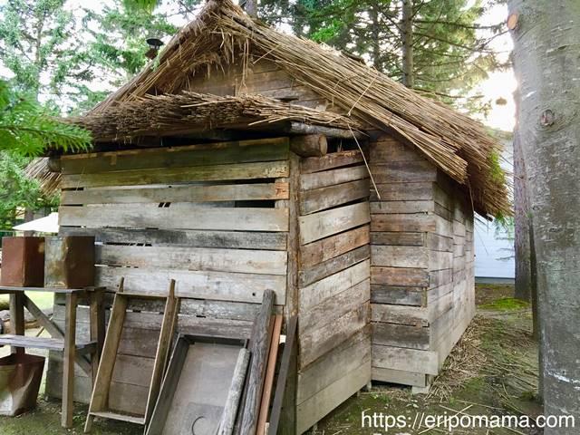 なつぞら 真鍋庭園 天陽の家