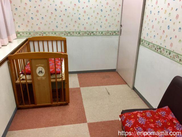 ばんえい競馬場 授乳室
