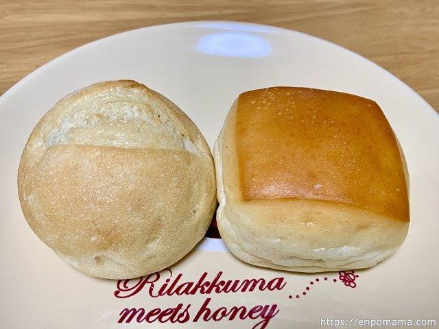 Peche Bentoのパン