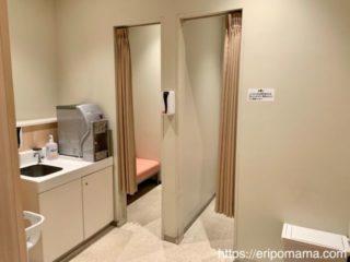 池袋WACCA ワッカ 授乳室