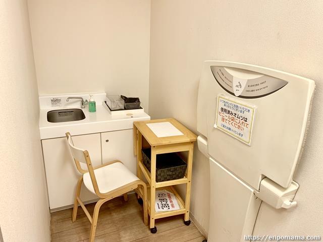 池袋ヤマダ電機 授乳室