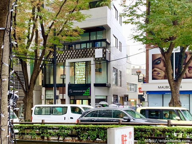 欅坂46カフェ 場所