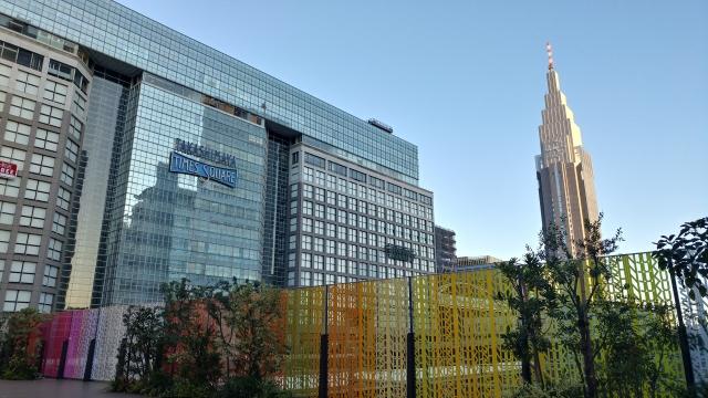 新宿高島屋タイムズスクエア
