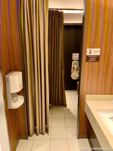 新宿高島屋 授乳室 14階