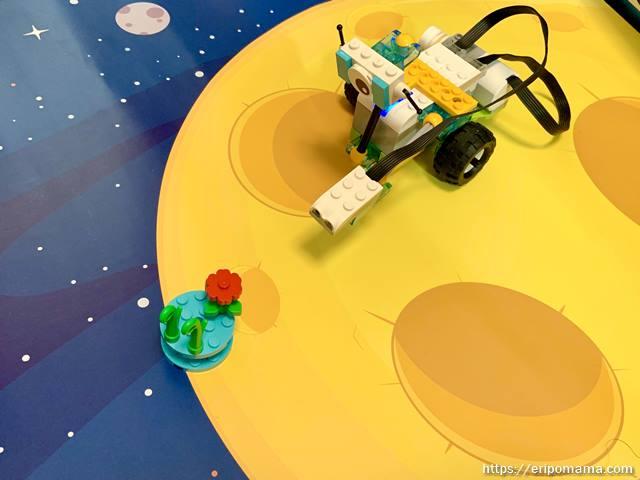 LEGO WeDo2.0 プログラミング マイロ